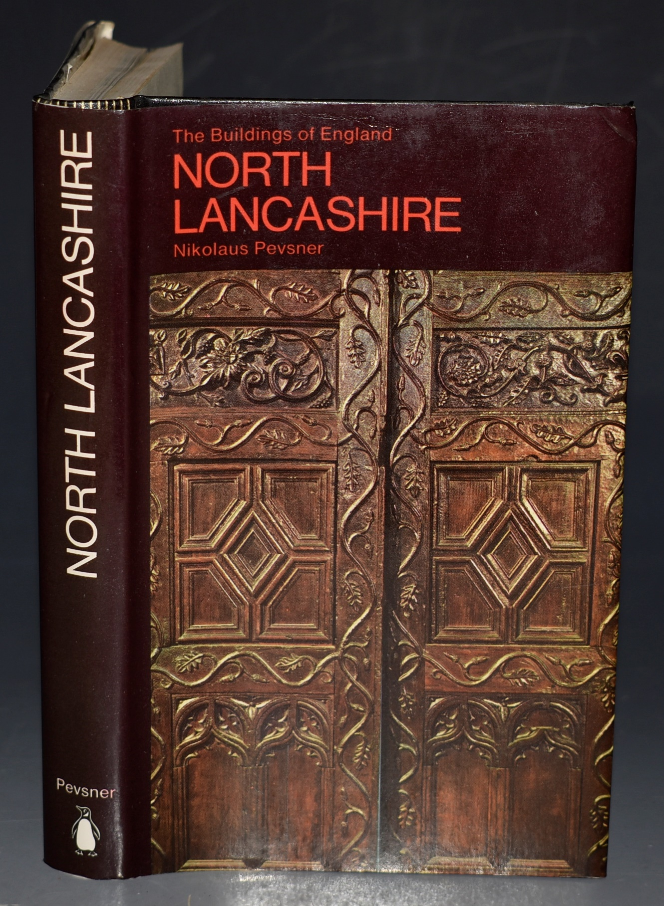 Image for North Lancashire. The Buildings of England. David Verey.