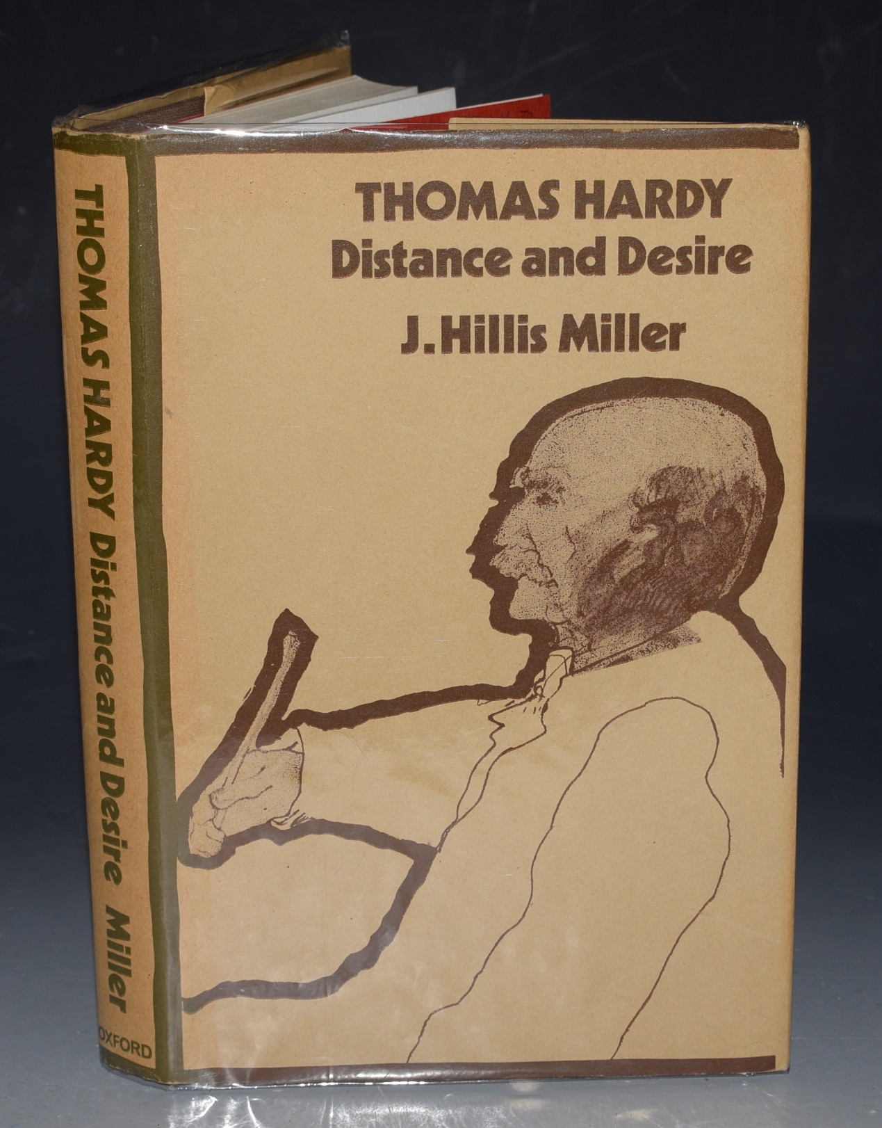 Image for Thomas Hardy. Distance & Desire.