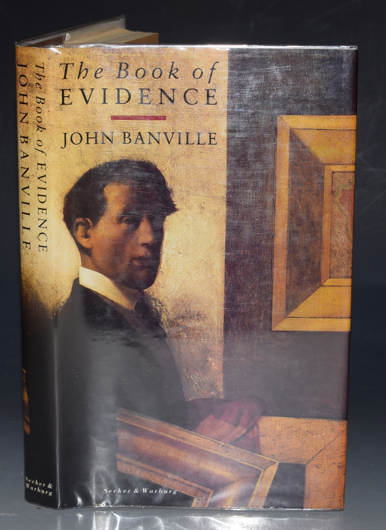 Image for The Book of Evidence. Signed copy.