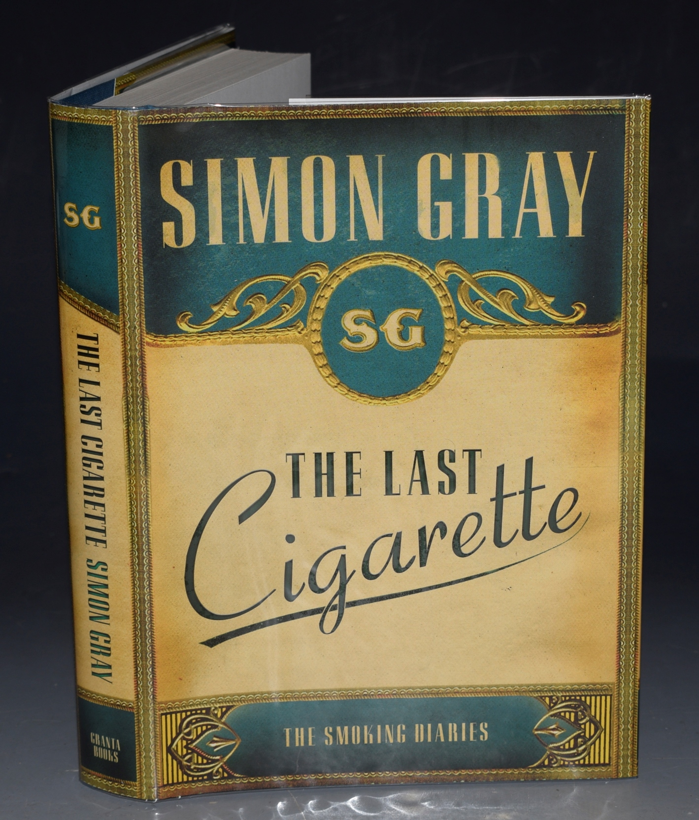 Image for The Last Cigarette. The Smoking Diaries.