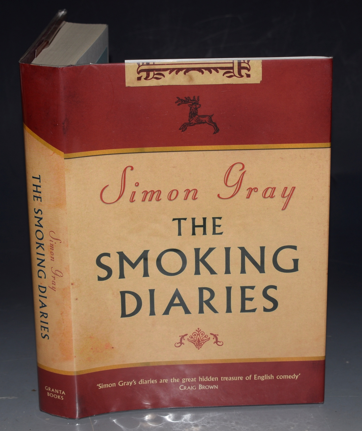 Image for The Smoking Diaries.