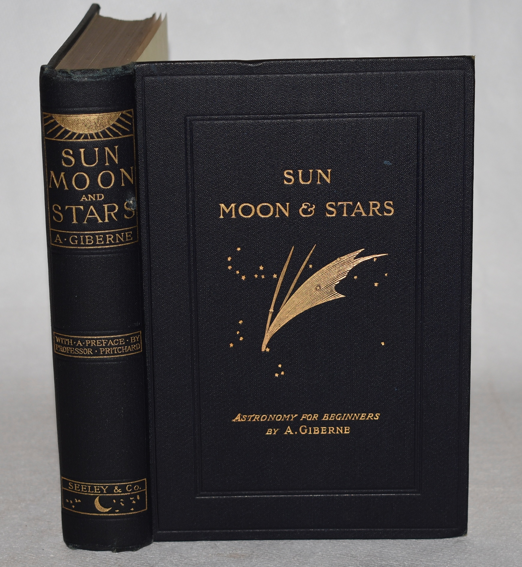 Image for Sun, Moon and Stars; Astronomy for Beginners. With a Preface by Rev. C. Pritchard. Twenty-First Thousand. New and Revised Edition.