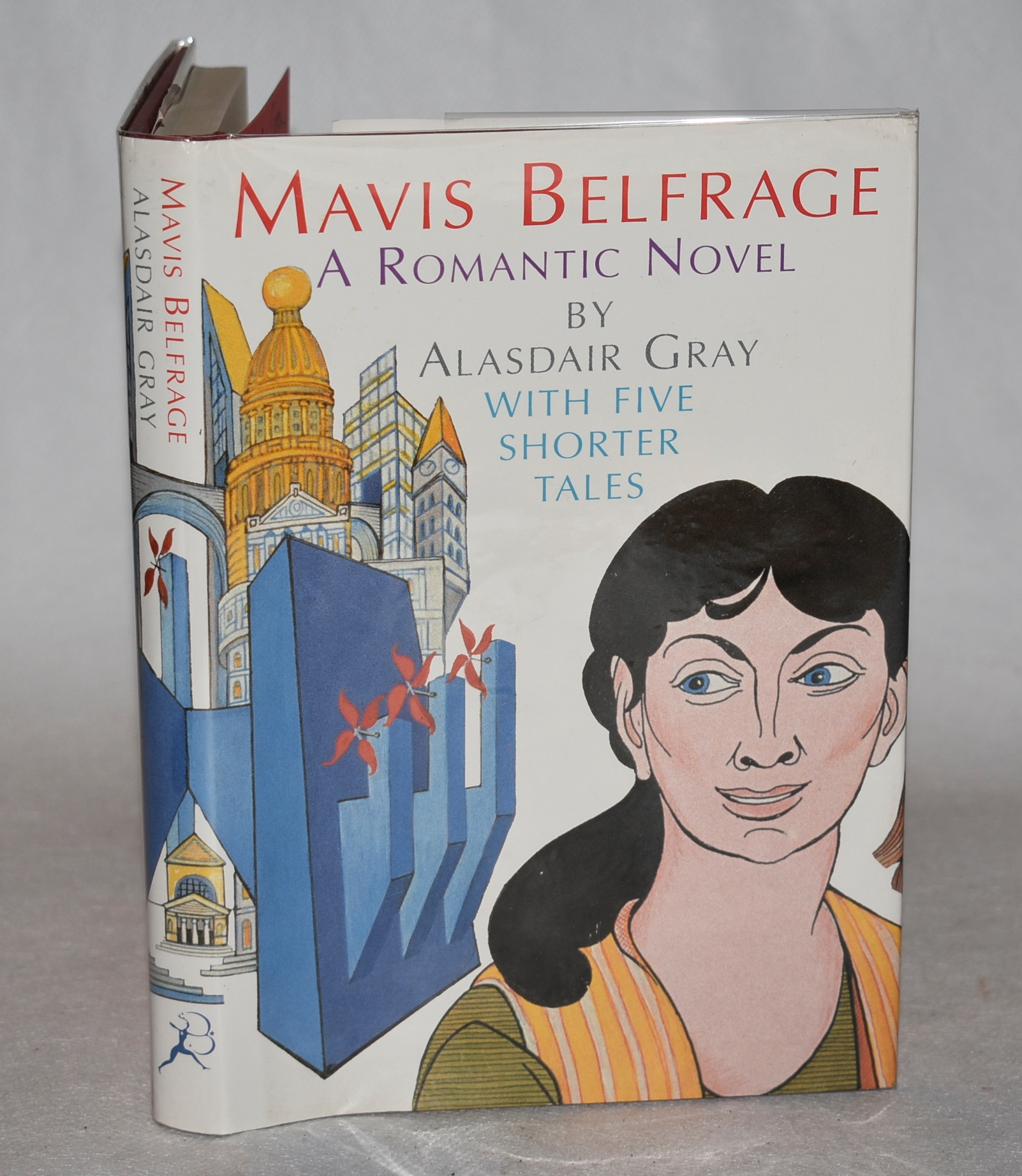 Image for Mavis Belfrage. A Romantic Novel. With Five Shorter Tales. Signed.
