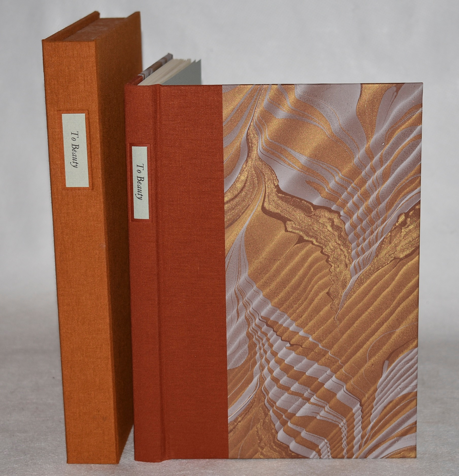 Image for To Beauty. John Buckland Wright's work with Joseph Ishill of the Oriole Press. Limited Edition in Fine Binding.