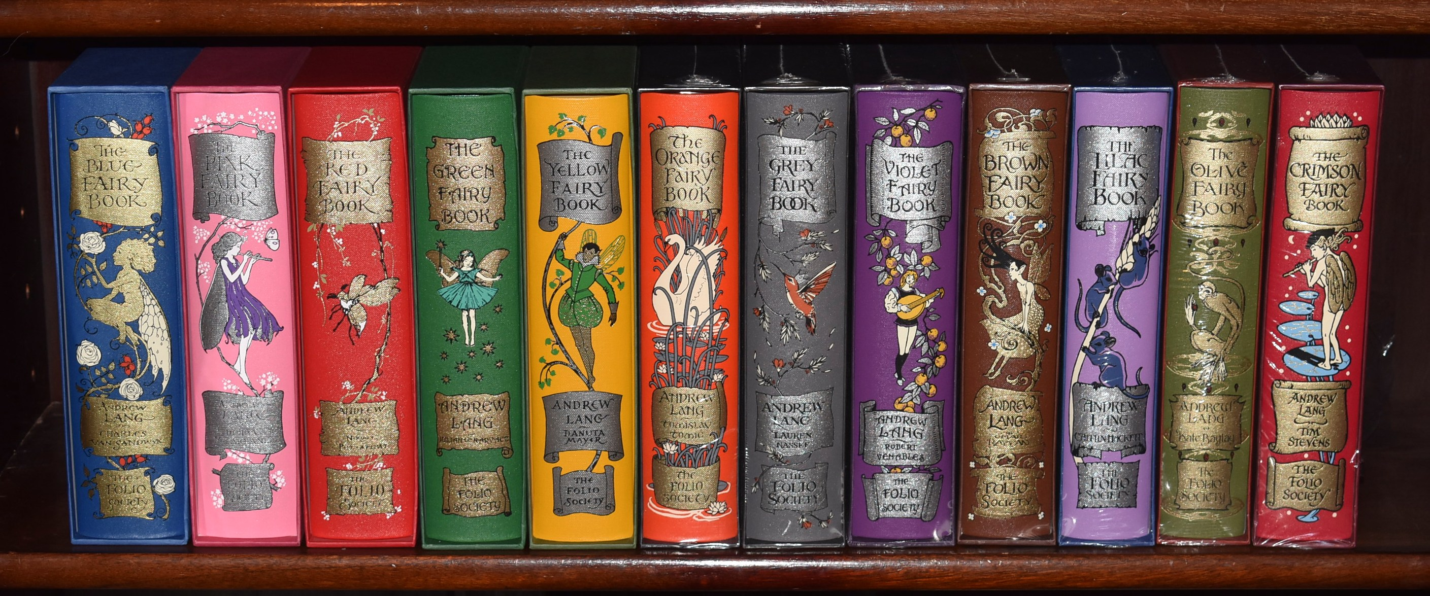 Image for The Complete RAINBOW FAIRY BOOKS 12 Volumes.