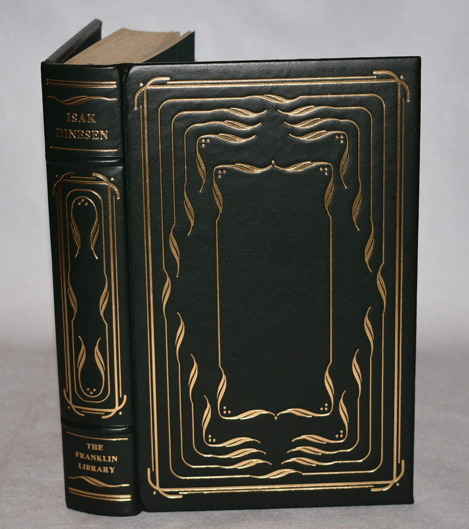 Image for Seven Gothic Tales. Illustrated by Bernard D'Andrea. Limited Edition in Leather Binding.