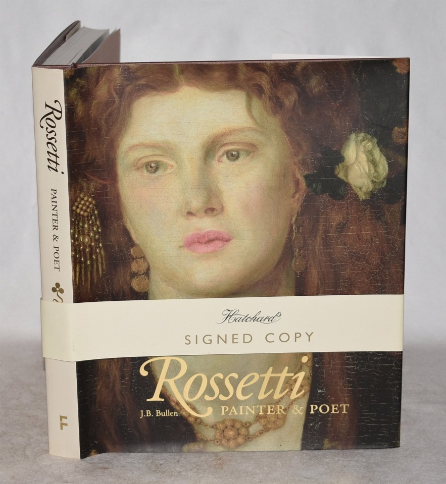 Image for Rossetti Painter and Poet. Signed copy.