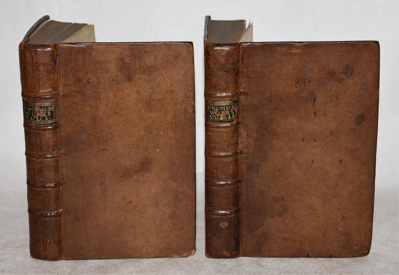 Image for The Works of James Thomson. In Two Volumes.